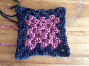 Dreaming of Granny Squares